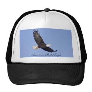 American Bald Eagle Trucker Hats