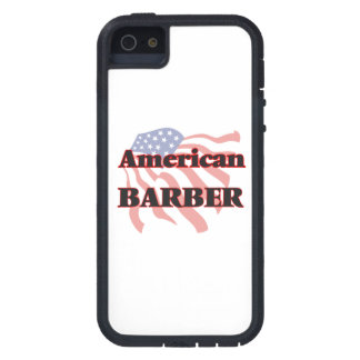 American Barber Tough Xtreme iPhone 5 Case