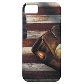 American Baseball Case For The iPhone 5