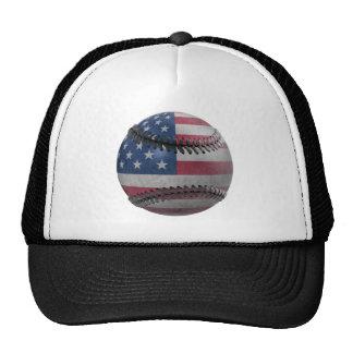 American Baseball Mesh Hats