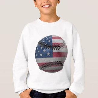 American Baseball Sweatshirt
