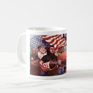 American BBQ Propaganda Mug (no text version)