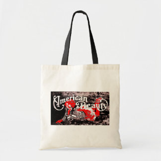 american beauty budget tote bag