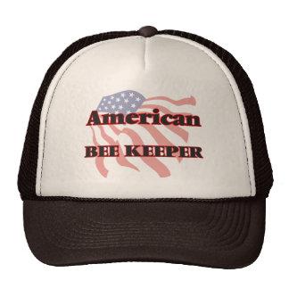 American Bee Keeper Cap