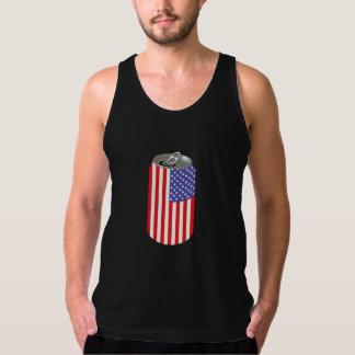 American Beer Tank Top