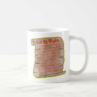 American Bill Of Rights Mug