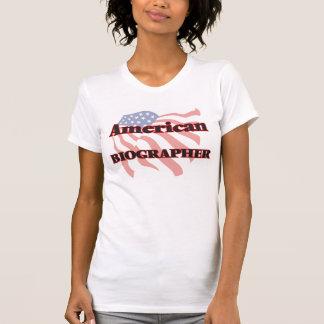 American Biographer T Shirt