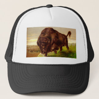 American Bison Trucker Hat