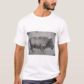 American Bison White Men's T-Shirt