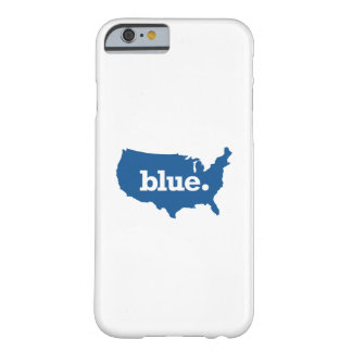 American Blue States Barely There iPhone 6 Case