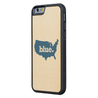 American Blue States Maple iPhone 6 Bumper Case