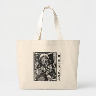 American Blues Tote Bag