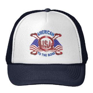 American Bones Mesh Hat
