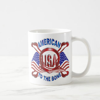 American Bones Coffee Mugs