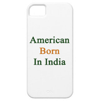 American Born In India Cover For iPhone 5/5S
