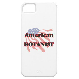 American Botanist iPhone 5 Cover