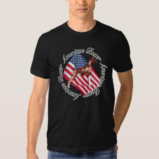 American Boxer shirt