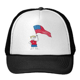 American Boy Hats