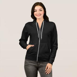 American Buddha Co. BlackOut Women's Zip Hoodie