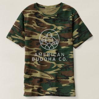 American Buddha Co. Camouflage Men's Basic Tee