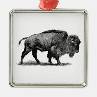 American Buffalo Christmas Ornament