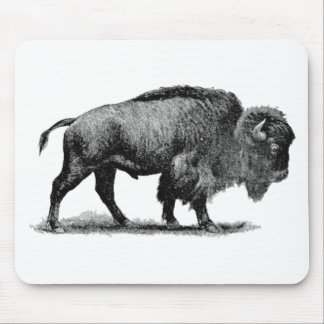 American Buffalo Mouse Mat