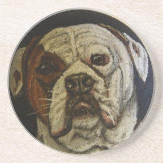 American Bulldog Coaster