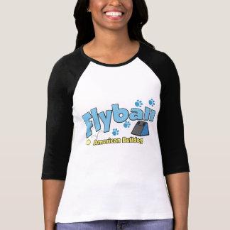 American Bulldog Flyball T-Shirt