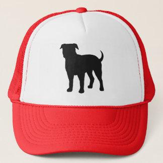 American Bulldog Trucker Hat