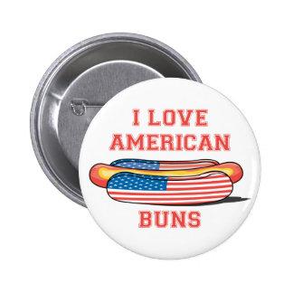 American Buns Pin