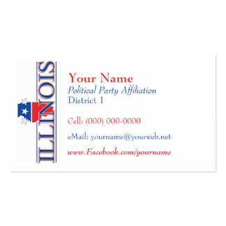American Business Cards - Illinois