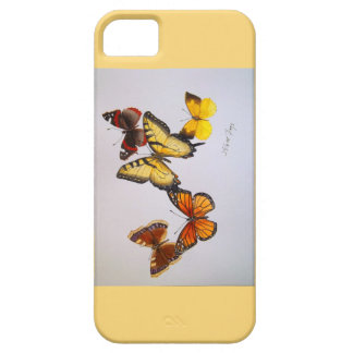 American Butterflies Case iPhone 5 Case