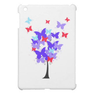 American Butterfly Tree Cover For The iPad Mini