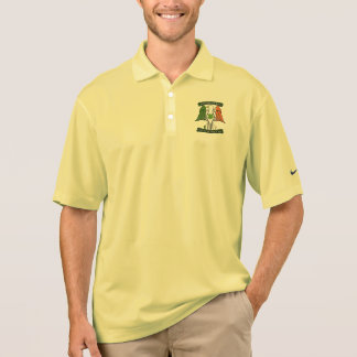 American by Birth Irish Polo Shirt