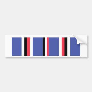 American Campaign Ribbon Bumper Stickers