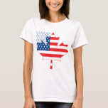 American Canadian.ai T-Shirt