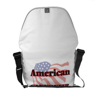 American Cannoneer Courier Bags
