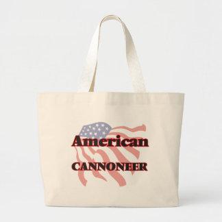American Cannoneer Jumbo Tote Bag