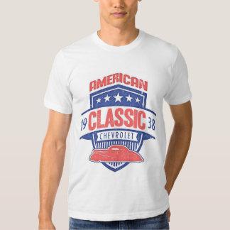 AMERICAN CAR Series 1938 Chevrolet CLASSIC Tshirts