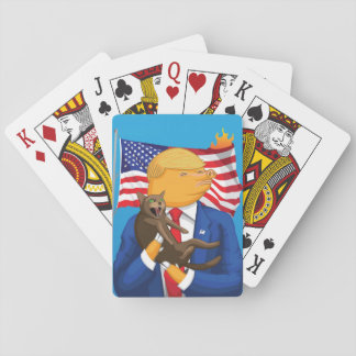 American Catastrophe Playing Cards
