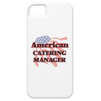 American Catering Manager iPhone 5 Cases