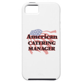 American Catering Manager iPhone 5 Case