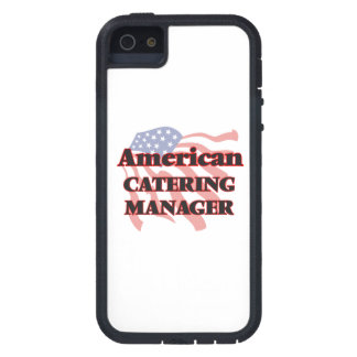 American Catering Manager iPhone 5 Covers