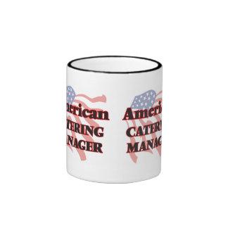 American Catering Manager Ringer Mug