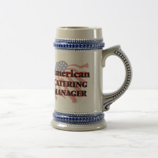 American Catering Manager Beer Steins