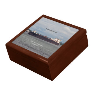 American Century keepsake box