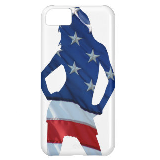 American cheerleader on any color iPhone 5C case