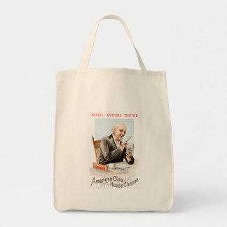 American Cheese Vintage Food Ad Art Bags