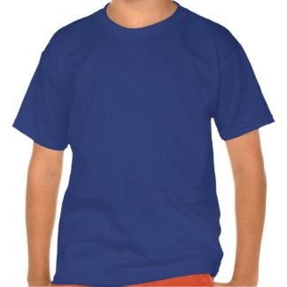 American Christian Fish Symbol Flag Tshirt