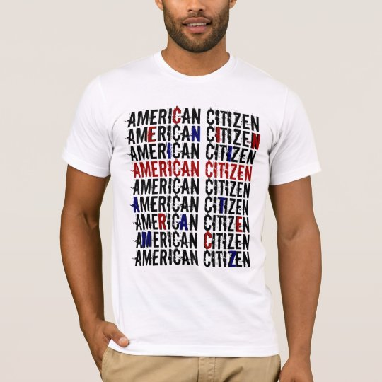 AMERICAN CITIZEN AMERICAN CITIZEN T-Shirt